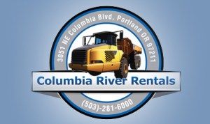heavy equipment rental Portland Oregon