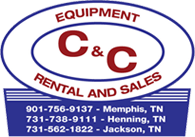 heavy equipment rental Memphis