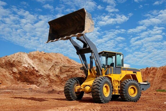 heavy equipment rental Charleston