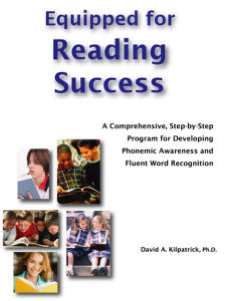 Equipped For Reading Success Every Child Can Succeed