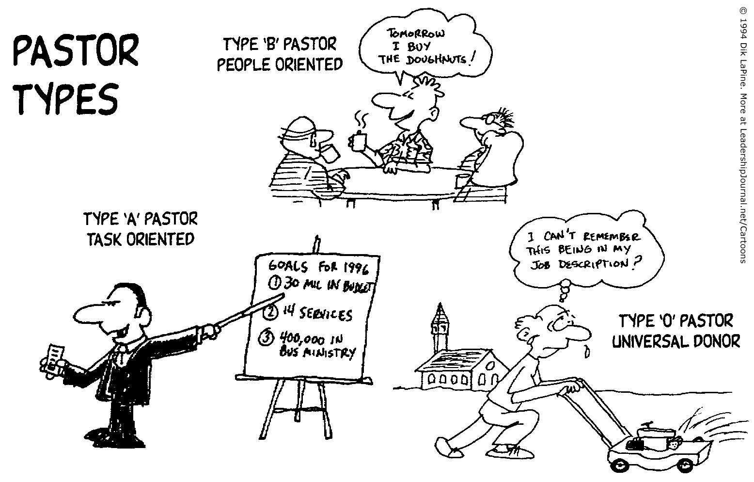 Renewing Pastoral Priorities Gci Equipper