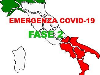 coronavirus fase 2 italia
