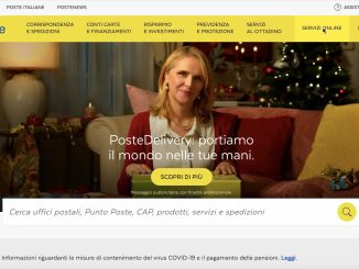 poste italiane sito