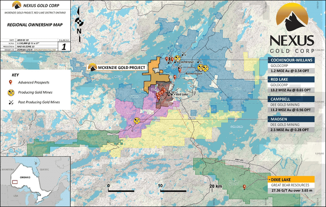 Gold opportunities in the Abitibi Greenstone Belt: an UPDATE on our
