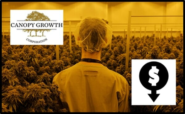 Canopy Growth (CGC.NYSE) is losing $41 per second – does that matter? - Equity.Guru