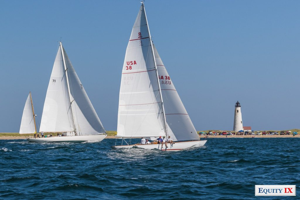 2017 Opera House Cup - Nantucket. Photo by Leigh Ernst Friestedt © Equity IX - SportsOgram