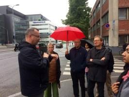 Sightseeing with Jussi Hanska (1)