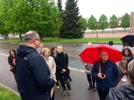 Sightseeing with Jussi Hanska (2)