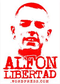 EQUO reclama la puesta en libertad de Alfon encarcelado desde el pasado 14 de noviembre