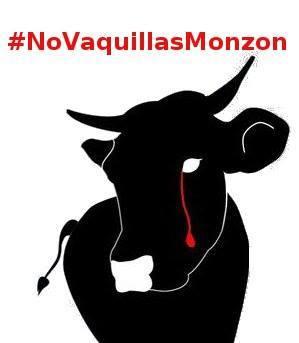 Apoyemos la petición para que no se programen vaquillas en las fiestas de Monzón, en contra de sus propias ordenanzas