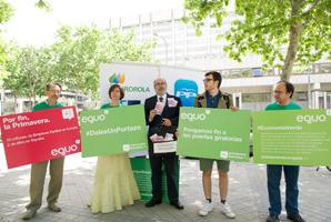EQUO reclama el fin de las puertas giratorias y la lucha contra el Oligopolio Energético