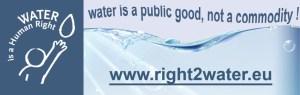 EQUO reclama a la UE que no permita que se obstaculice la consulta sobre el agua en Grecia