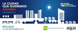 """La Fundación EQUO celebra la Universidad Verde centrada en """"La ciudad que queremos"""""""