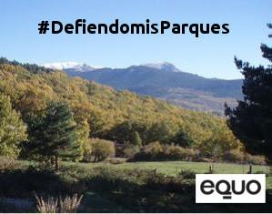 El uso privado de los parques nacionales prevalece sobre la protección de la naturaleza gracias a los senadores del PP