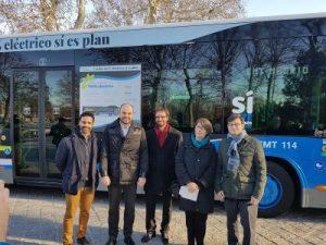Madrid estrena autobuses eléctricos y se consolida como referente europeo en transporte eléctrico