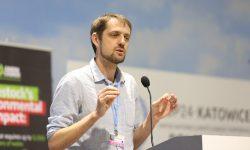 Florent Marcellesi encabezará la candidatura de EQUO a las Elecciones Europeas