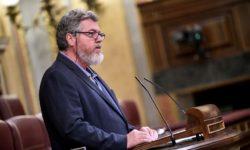 Juantxo López de Uralde insta al Gobierno a declarar el Estado de Emergencia Climática