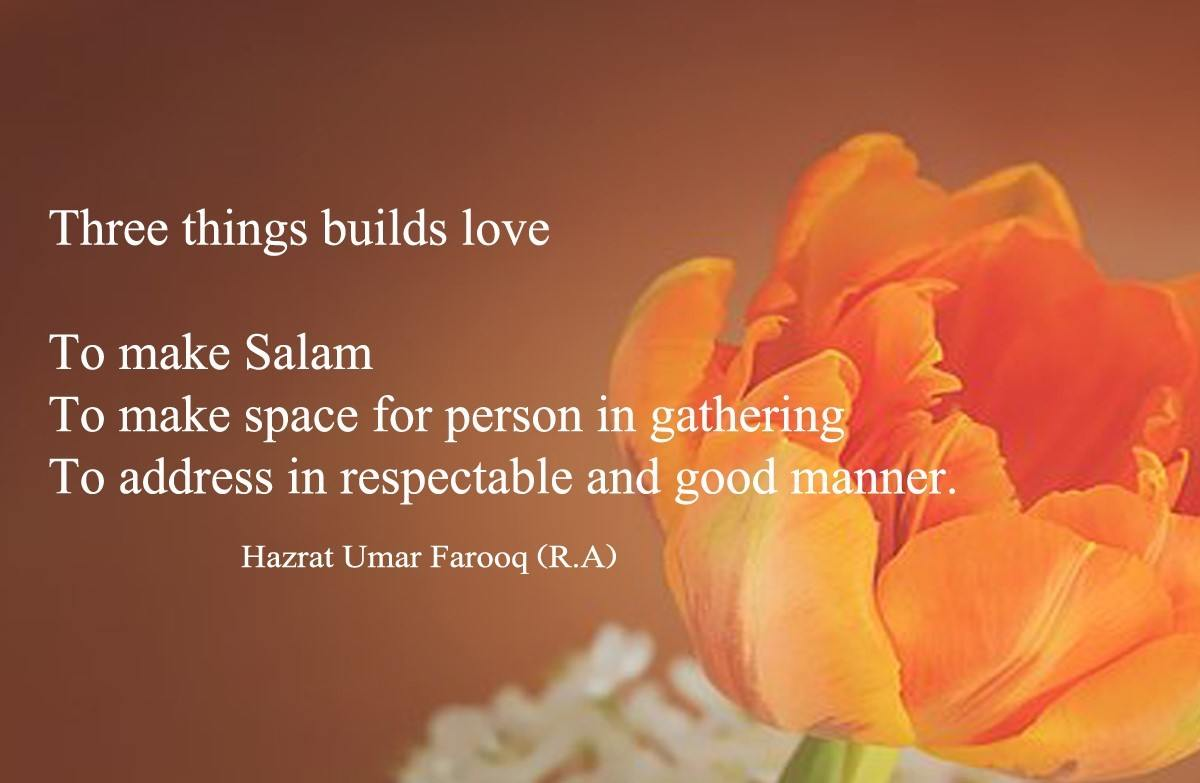 Three-things-builds-love-quote-by-Hazrat-Umar-r.a