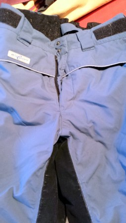 Elation full-seat winter riding pants, size S NEW, worn once $40