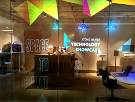 Space to Create with 3D printers