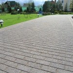 Тротуарная плитка Кирпич
