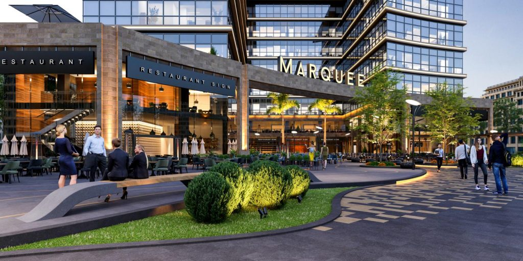 Marquee Mall