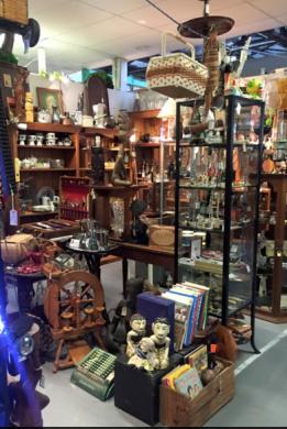 era antiques and books