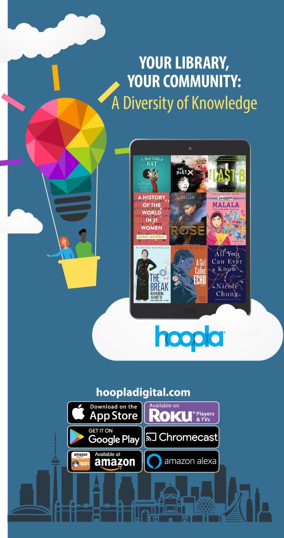 Hoopla Promotional