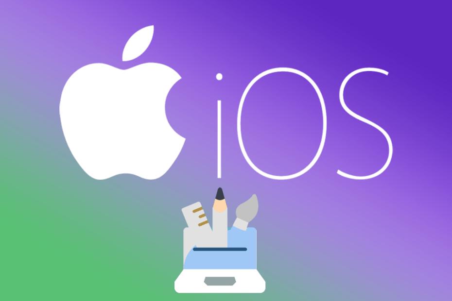 Designing of an ios app