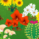 bunga canggih
