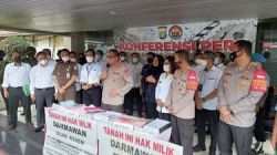 Polisi Tangkap Dua Orang Mafia Tanah 45 Hektar di Alam Sutra Tangerang