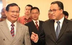 Prabowo Tertinggi Dalam Survei Capres 2024, Diikuti Anies dan Ganjar
