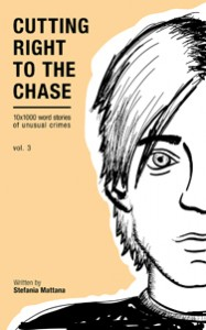 cutting right to the chase, detective short stories, chase williams, flash fiction