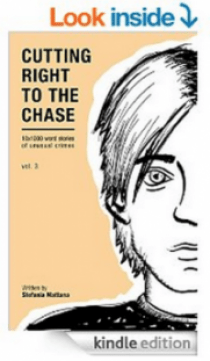 cutting right to the chase, series, vol3, short fiction, detective stories, short detective stories