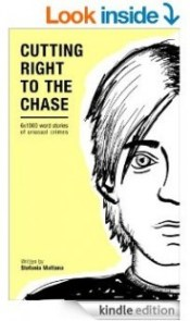 cutting right to the chase vol1, detective short stories, chase williams