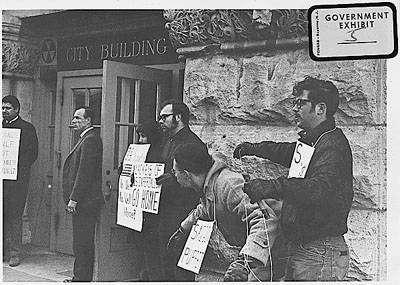 Αντιπολεμική διαδήλωση στη Wichita, Kansas. 1967