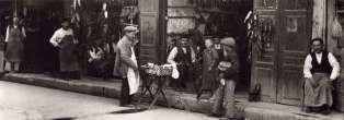 004 - οδός Αθηνάς - σανδαλοποιεία 1920