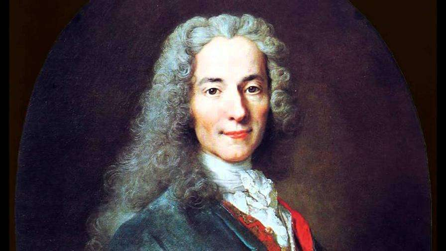 Βολταίρος (21/9/1694 – 30/5/1778)