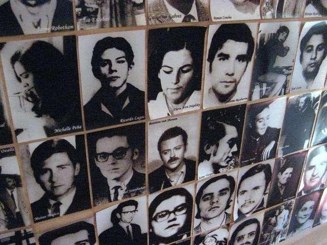 Θύματα της μυστικής αστυνομίας του Πινοσέτ. ( DINA.)