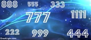 numbers eraoflightdotcom