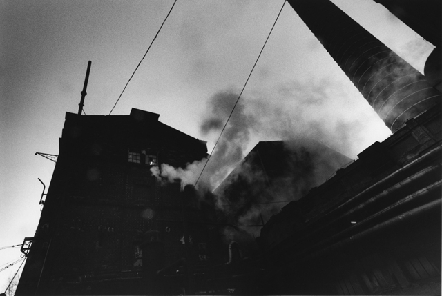 David Lynch's Abandoned Factory Photographs