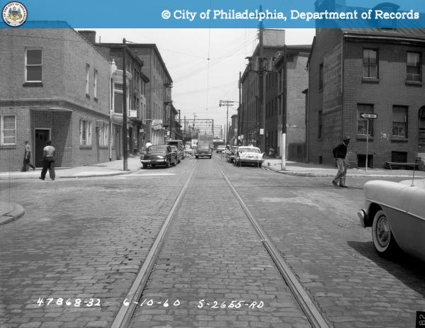 Contract S-2655-RD - 9th Street and Spring Garden to 10th Street and Buttonwood Street: Intersection 9th Street and Buttonwood Street.