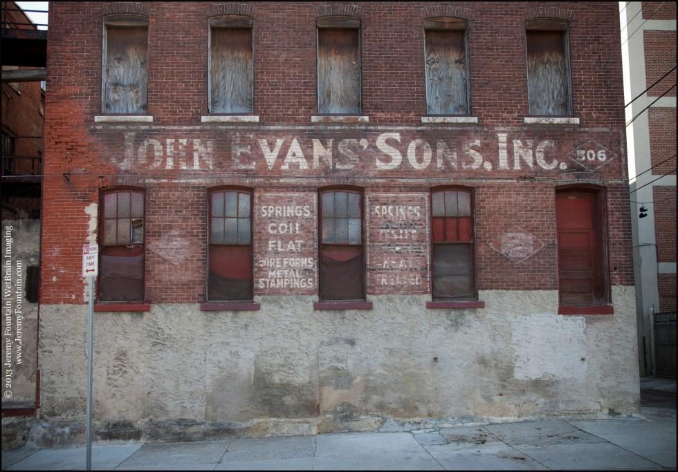 John Evans' Sons Inc
