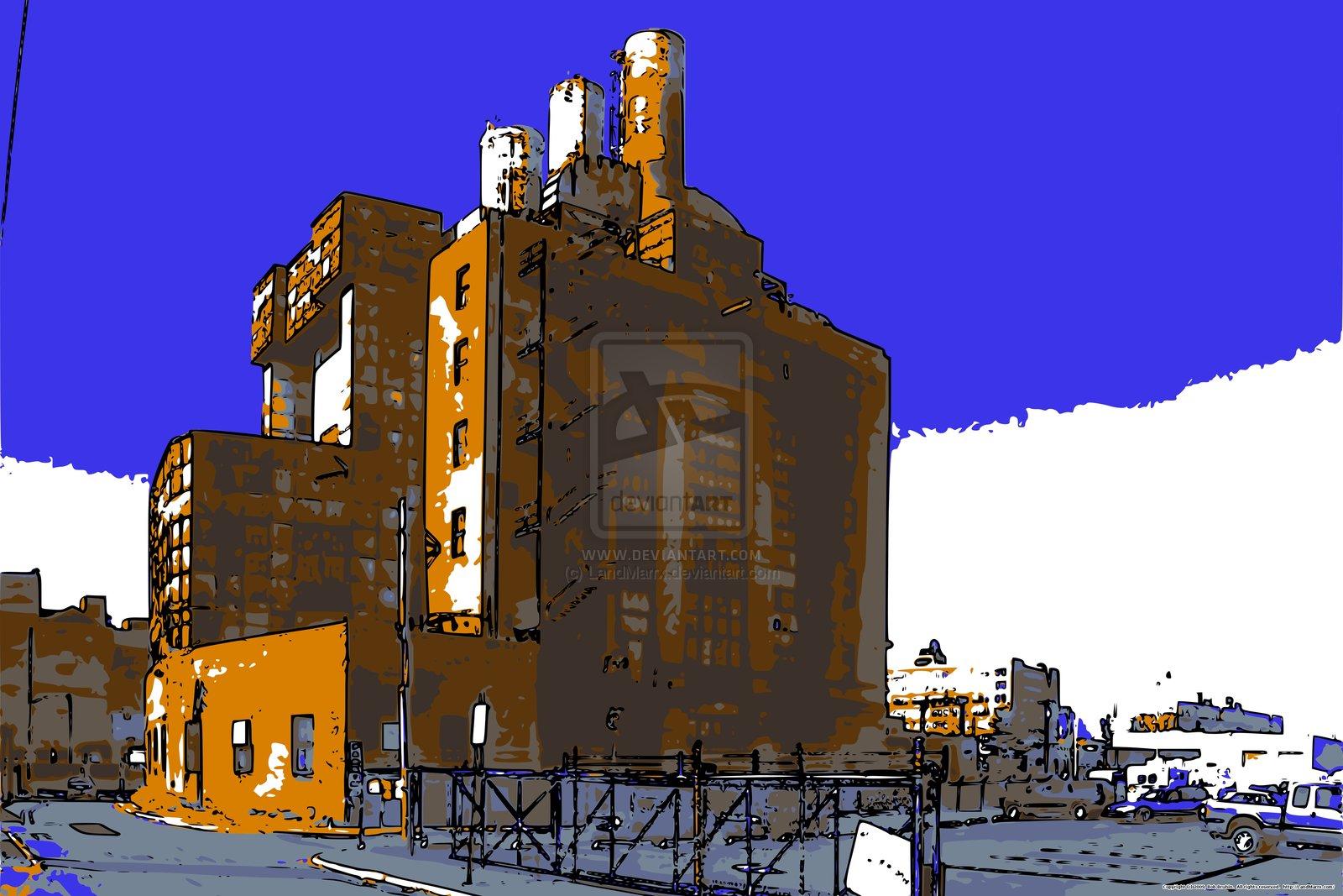Steam Dreams III by LandMarrx on deviantART