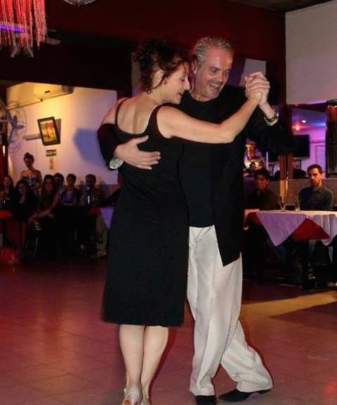 Argentine Tango with Oscar Casas and Ana Miguel, resident in Philadelphia