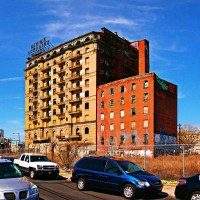 Panorama 1448_blended_fused small Divine Lorraine Hotel Ri Flickr