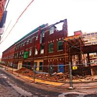 Panorama 1229 The Demolation of a LandmarkWillys-Overland Flickr