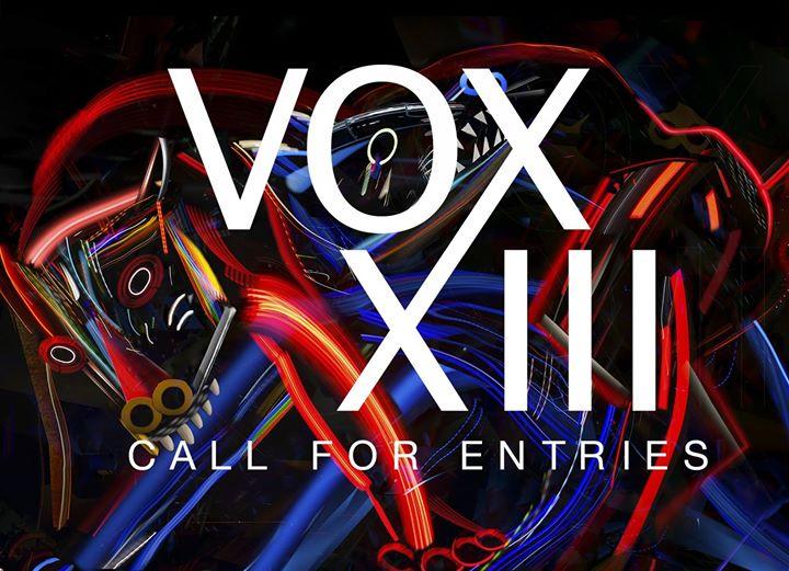 Vox Populi > VOX XIII – open call for applications - ERASERHOOD