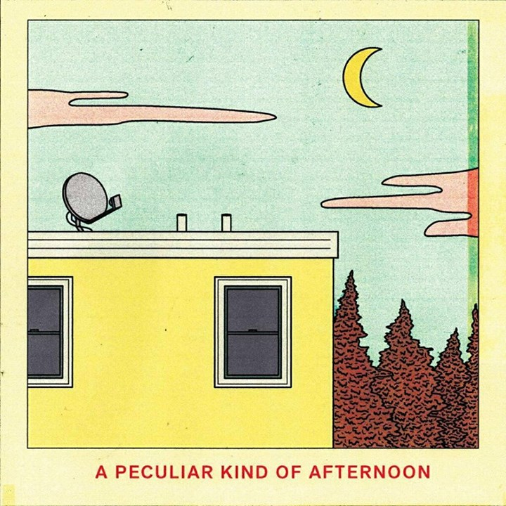 A Peculiar Kind of Afternoon Album Release Party