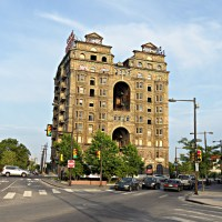 Panorama 586 | Divine Lorraine Hotel 699 N Broad St, Philade… | Flickr